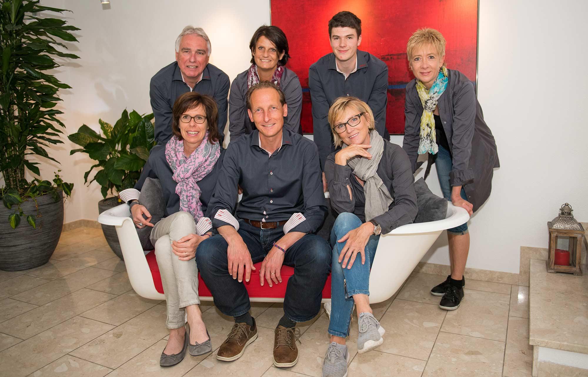 Geiger AG - Team Planung/Sekretariat